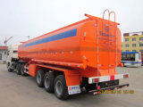 Tongya 3 de Vrachtwagen van de Tanker van de As voor de Brandstof van de Lading
