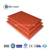 Exterior Curtain Wall Decorationのための最上質のAluminum Honeycomb Panel Applicable