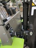 Snsc 4 톤 구획 죔쇠 디젤 포크리프트