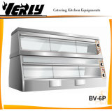 レストランBig Warming Showcase及びCentreの島、Moisture (BV-6P)のFood Display Warmer