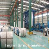Шток JIS G350/550 0.35mm цены изготовления большой гальванизировал стальную катушку