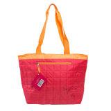 Saco acolchoado da bolsa da mulher do Tote para a praia