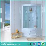 La cabina de la esquina de la ducha con ABS mueve hacia atrás (LTS-681)