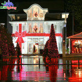 Arqueamiento de calidad superior de la luz de la Navidad del día de fiesta LED para la decoración al aire libre