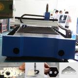 cortadora del laser de la fibra del tubo del acero de carbón del acero inoxidable 500W-3000W