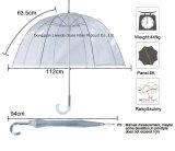 자동차 열려있는 투명한 명확한 거품 승진 선물 똑바른 우산