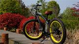 Bicicleta elétrica 48V 500W do pneumático gordo do peso leve 26 ''
