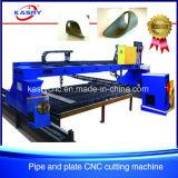 CNC van de Plaat van het Blad van de Buis van de brug de Scherpe Machine China van de Vlam van het Plasma