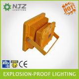 luz à prova de explosões do diodo emissor de luz do UL Dlc de 100W Atex