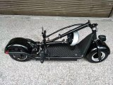 Vespa eléctrica mini Harley plegable de 500 W