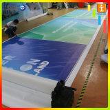Напольное большое знамя винила PVC формиата для рекламировать (TJ-22)