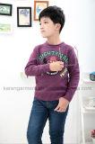 Свитер шерстей пуловера мальчиков зимы мягкий сделанный по образцу