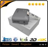 Поляризовыванное 3D 4k Glasses Fashionable Home Theater СИД Projector