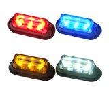 предупредительный световой сигнал Head 3W СИД для Car (SL623-S)