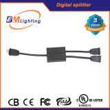 630W Dimmable wachsen elektronische Birne des Vorschaltgerät-315W CMH hellen Installationssatz mit Digital Spiltter