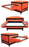 Máquina grande 100 * 120cm, 100 * 80cm de la prensa del calor de la sublimación de la venta caliente