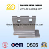 Carcaça personalizada da precisão do aço inoxidável da alta qualidade para o fogão