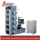 Palillo Paper Printing Machine para Adhesive Label