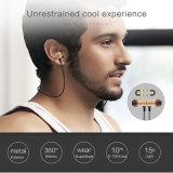 De draadloze Oortelefoons van het in-oor van de Muziek van de Sport van Oortelefoons Bluetooth Stereo met Mic Hoofdtelefoon voor Androïde iPhone