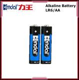 Lr6 AA trockene Zellen-alkalische Batterie der Batterie-Am-3 1.5V