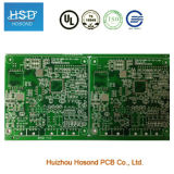 Carte de Fr-4 Doubleside Printed Circuit Car Assembly avec l'UL, Ts16949, ISO9001 (HXD46R4448)