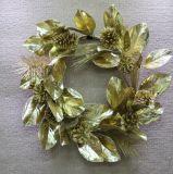 Swag Pinecone листьев Magnolia украшения гирлянды/венка рождества