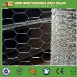 De gebruikte Uitstekende kwaliteit galvaniseerde het Hexagonale Netwerk van de Draad