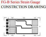 Full Bridge Strain Gauge pour Body Scale Load Cell Fg