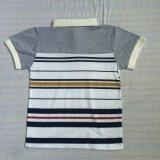 소년 스퀘어 6219 아이들 입기에 있는 대중적인 폴로 셔츠