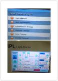 Venta directa de la fábrica IPL RF Rejuvenecimiento de la piel del retiro del pelo IPL