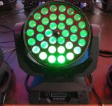 RGBW 4in1 LED Moving Head/LED Stage Light per la discoteca del DJ con Ce RoHS