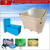 中国の工場価格の魚の氷のクーラーボックスシーフードの交通機関ボックス冷たい鎖の熱の保存ボックス野菜肉ボックス