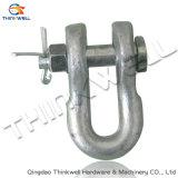 私達タイプG2150のボルトタイプ鎖の手錠Dの手錠