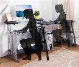 Tableau d'ordinateur de meubles de Home Office avec le double Tableau mobile pour l'étude