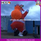 Regalo d'attaccatura gonfiabile del Babbo Natale della decorazione di natale per la decorazione di natale di evento