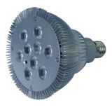 CREE LED de los bulbos 9x3watts del LED