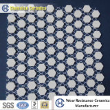 Chemshun Aluminiumoxyd-Mosaik-Fliese als Riemenscheiben-Verkleidungs-Keramik