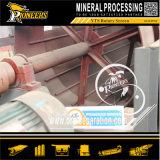 Завода мытья золота 100 Tph моющее машинаа золота передвижного подвижное