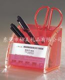 Multifuction Acrylic Pen Holder Stationery Holder pour Office Gift