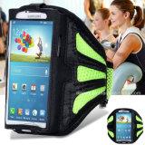 Мешок PU кожаный, спорты мешок мобильного телефона неопрена промотирования соединенный рукояткой