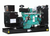 conjunto de generador diesel de 50Hz 150kVA accionado por Cummins Engine
