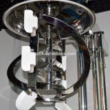 Flkのセリウム自動10-500Lカラー化粧品の真空の乳状になる機械