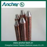 ULリストされた銅の覆われた接地棒