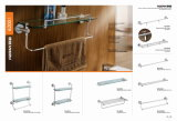 Accessoires en aluminium de salle de bains (KD--62 séries)