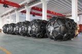 Flotante de aire de goma para la defensa de la nave