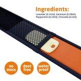 Nachladbares Safe für Childrennatural Zitronengras Anti-Moskito Wristband