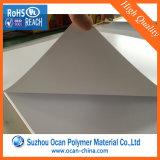 4X8 strato spesso opaco del PVC della plastica di bianco 1mm per mobilia