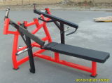 Equipo de la aptitud / Uso comercial ISO-Lateral Horizontal Bench Press
