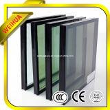 Vidro isolado E da parede de cortina baixo (Weihua-Tu-IG001)