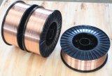 Tuv-DB-Cer-anerkannter fester Marke Er70s-6 CO2 Schweißens-Draht